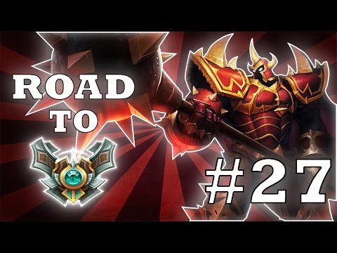 Road To Master #27 Mordekaiser Top (ITA)