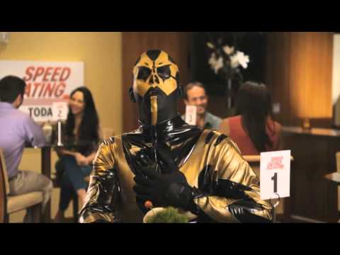 speed dating royal rumble commercial