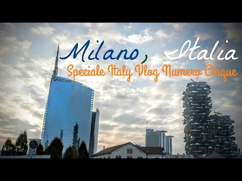 An Italian learns Tagalog from Filipino | Milano City Guide | Italy Vlog Cinque