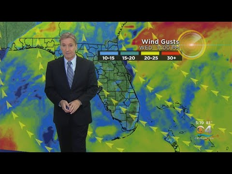 CBSMiami.com Weather @ Your Desk 2-19-19 5PM
