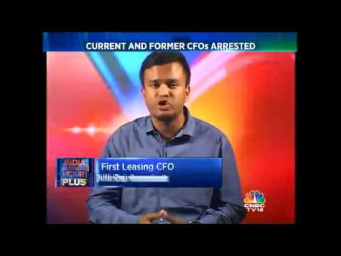 First Leasing CFO Dilli Raj Arrested