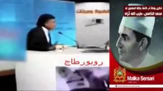 جزائري يثور ضد الجزائر:لولا المغرب و محمد الخامس لما حصلت الجزائر على إستقلالها