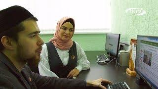PR в хиджабе