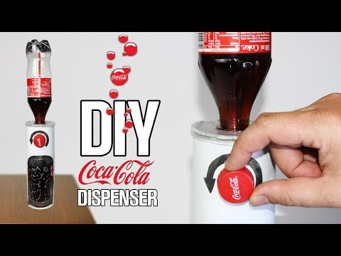 How To Make Drink Dispenser - DIY Drink Cooler