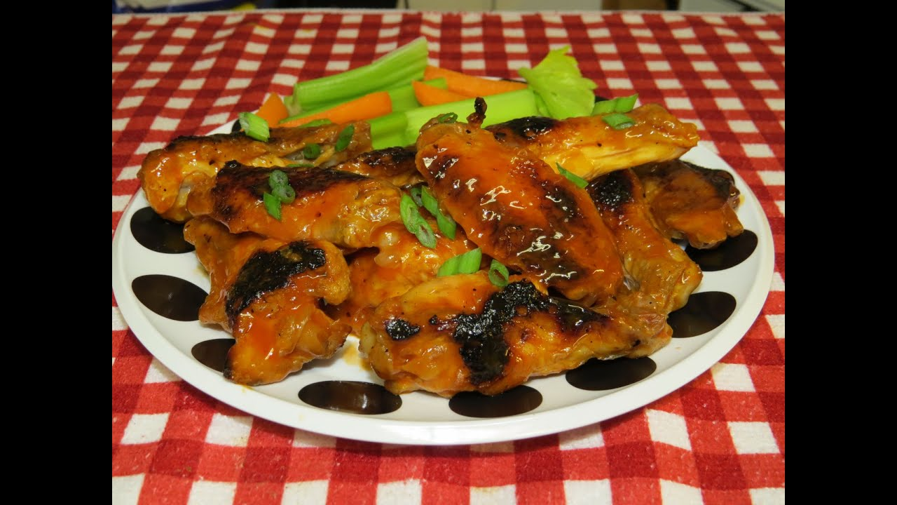 How To Cook Crispy Chicken Buffalo Wings In The Toaster Oven