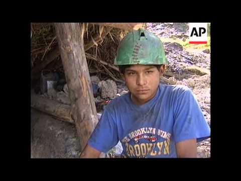 COLOMBIA: CHILD LABOUR