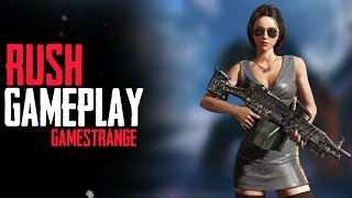 🔴PUBG MOBILE - Pure Rush Gameplay #S4X CLAN xD