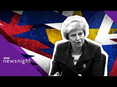 Where next for Theresa May's deal? DISCUSSION - BBC Newsnight