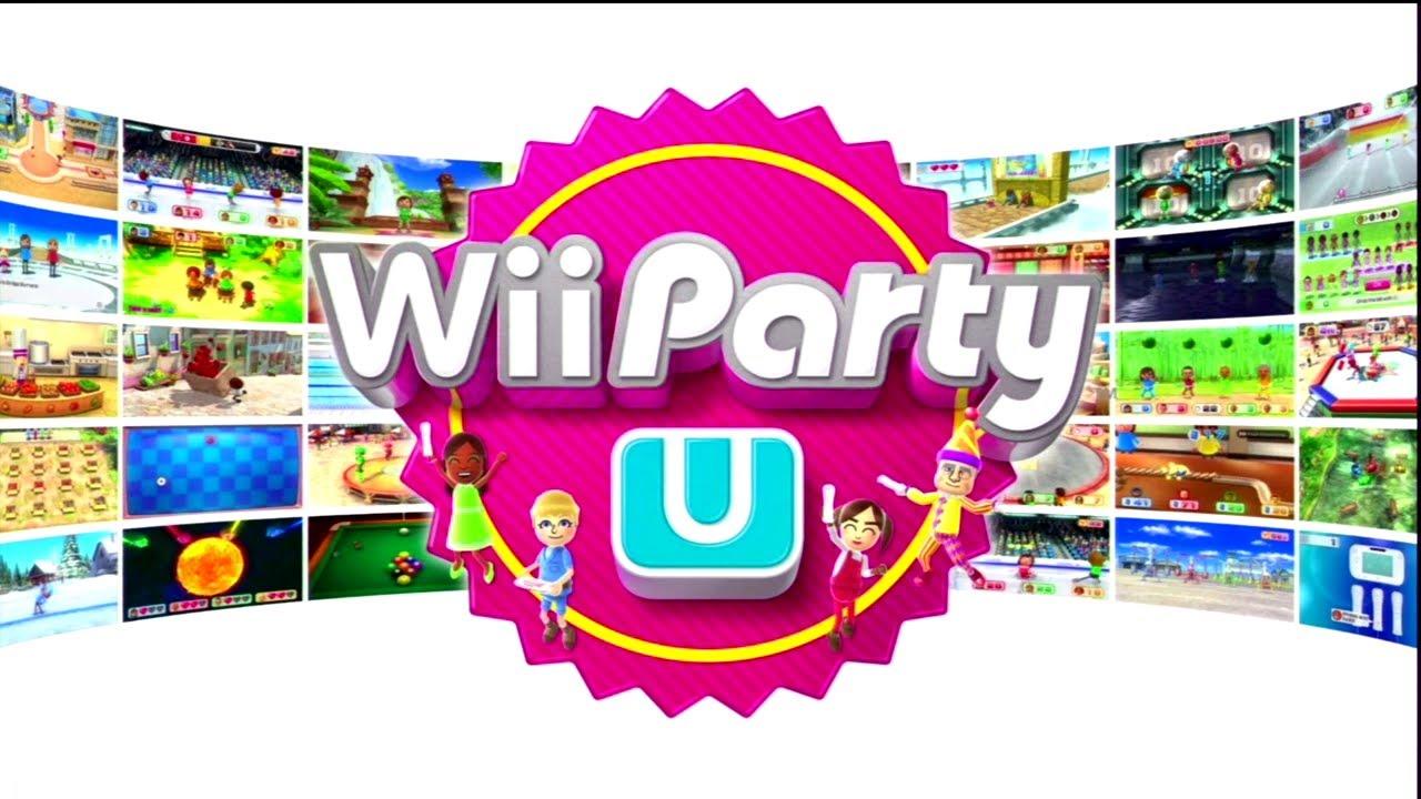 Wii U Game Trailer : Wii party u trailer youtube