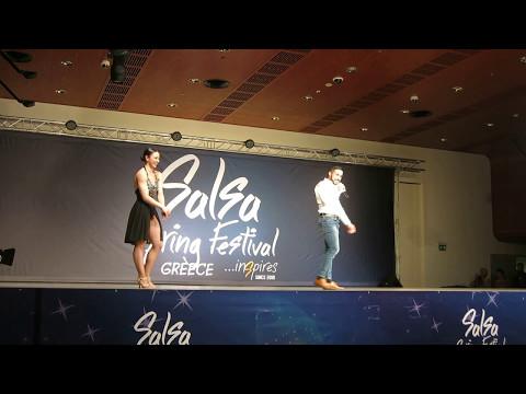 Ezgi Zaman (Turkey) @8th Salsa Spring Festival