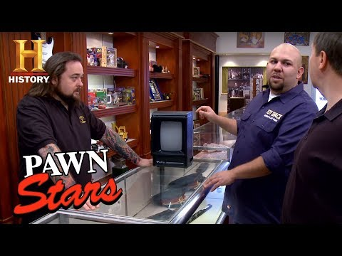 Pawn Stars: Rad Vintage Video Games | History