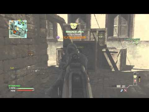 MW3 How to Use the Model 1887