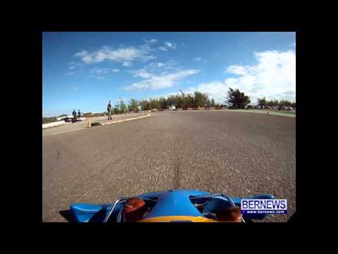 Onboard Cam GoKart Racing Clip GoPro HD Hero, Jan 6 2013