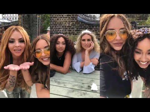 Little Mix | Instagram Live Stream | Perrie Edwards, Jade, Jesy & Leigh | August 15 2018 #LittleMix Mp3