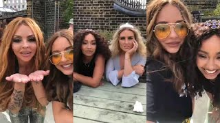 Little Mix | Instagram Live Stream | Perrie Edwards, Jade, Jesy & Leigh | August 15 2018