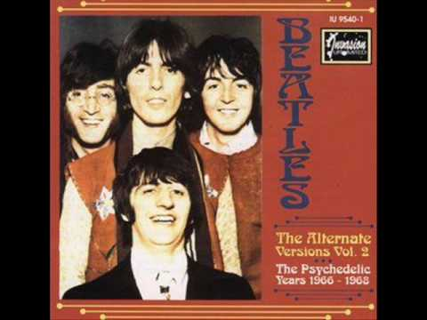 The Beatles - Lucy In The Sky With Diamonds (Take 1 w/ Narration)