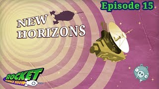 New Horizons | Rocket Science Show