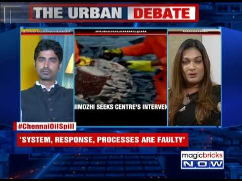 Chennai fights massive oil spill – The Urban Debate
