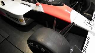 """Formula One™ -- Versenyben a technológiával""  McLaren Honda MP4/4"