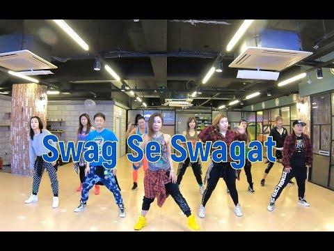 I LOVE ZUMBA / Swag Se Swagat
