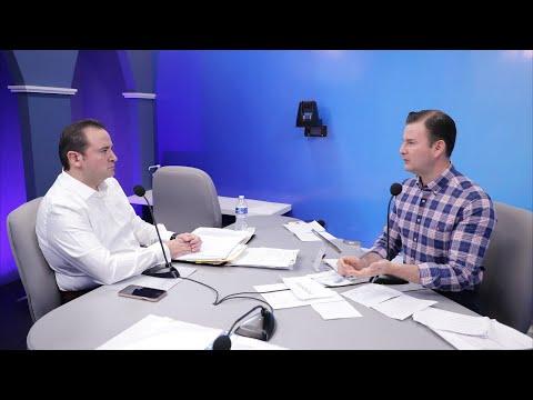 Confirma Guillermo del Rivero inicio de diálogo con la oposición en Tabasco