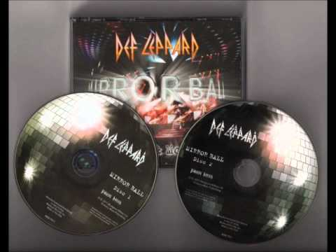 Def Leppard - Lets Get Rocked ( Mirror Ball )