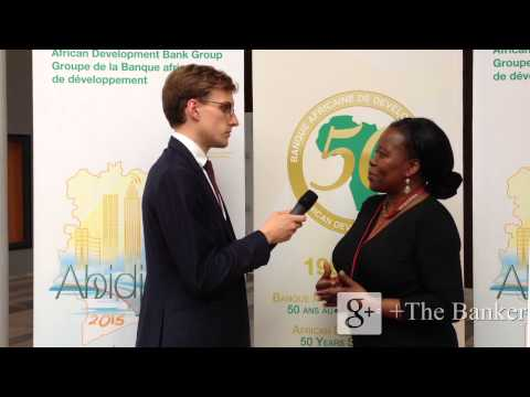 Interview with Dr. Sipho Moyo, Africa executive director, One Campaign - View from AfDB 2015