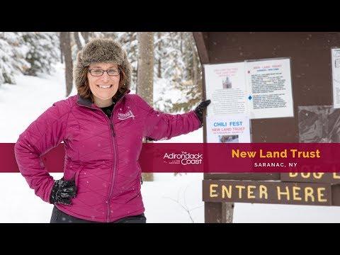 Winter on the Adirondack Coast - The New Land Trust