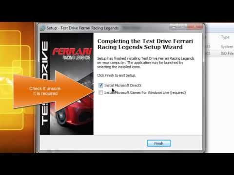 How to Install Test Drive - Ferrari Racing Legends on PC