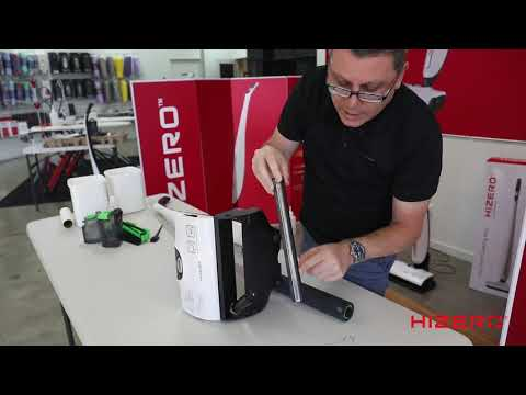 How to Clean the Hizero 4-in-1 Bionic Mop | The Good Guys