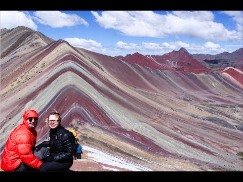 Backpacking South America - EPIC - 4 Weeks 4 Country's - Peru - Bolivia - Ecuador - Colombia