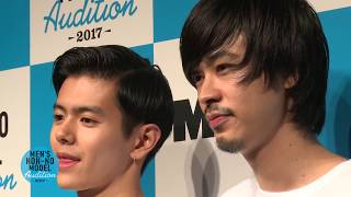 井上翔太が成田 凌と初めての「囲み取材」 成田凌 検索動画 20