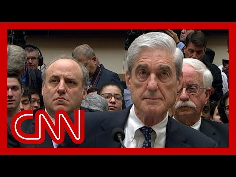 Watch Robert Mueller's entire opening statement
