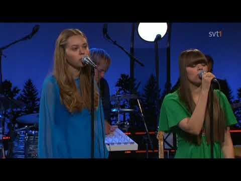 First Aid Kit & Augustifamiljen - Visa Vid Midsommartid (Live På Spåret 2011)