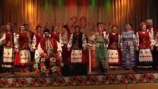 """Народний фольклорний ансамбль  """"Червона калина""""-""""Ой дощ iде, дощ"""""""