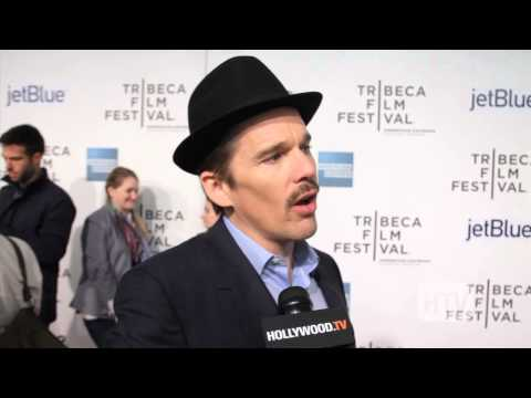 Ethan Hawke Grows Up With Julie Delpy In