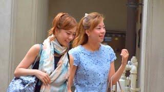 2015.8.17shooting 夢花らん(元花組 2015.6.14退団)&夢羽美友(月組9...