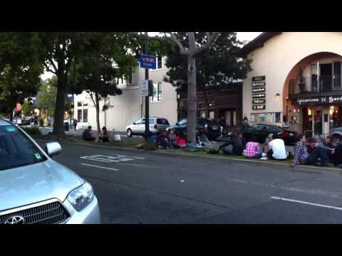 Shattuck Avenue Berkley CA
