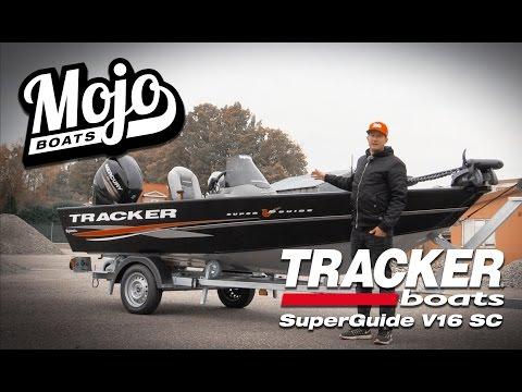 Mojoboats - Tracker SuperGuide V16 SC