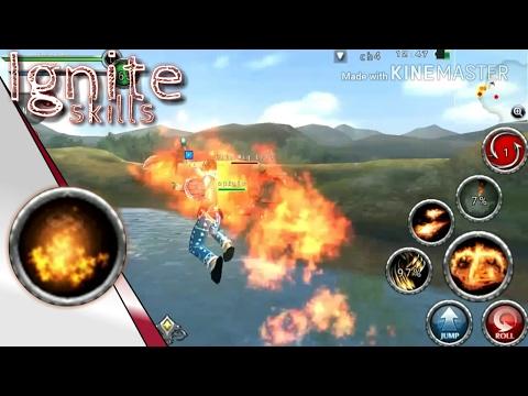 RPG Avabel Online - Ignite Skill