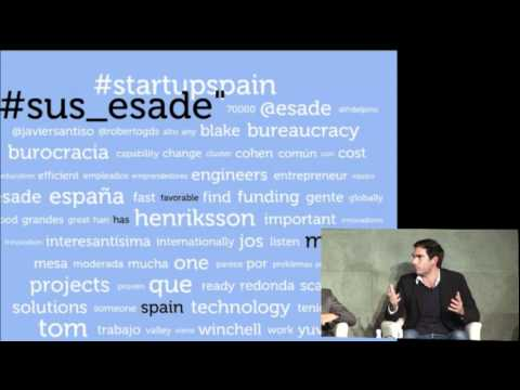 ESADE - Start Up Spain. Venture capital & Bussines angels