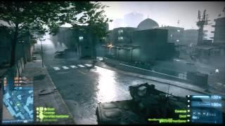 Retardados e CS GO competitivo - Battlefield 3 Squad Deathmatch #BF3 #PS3
