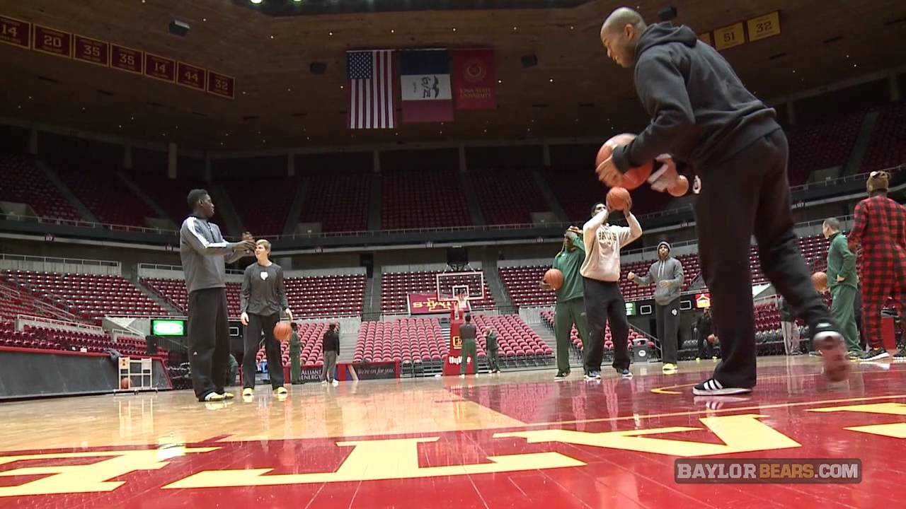 Baylor Basketball (M): Preview vs. Iowa State - YouTube
