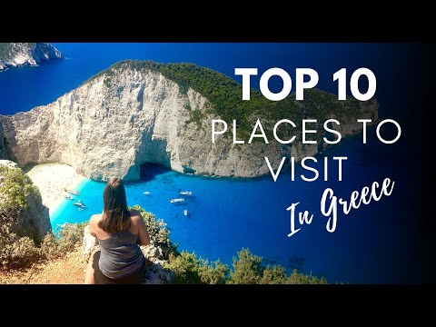 Places To Visit In Greece: 10 Must-See Greek Destinations