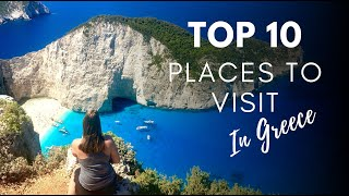 Places to Visit iฑ Greece: 10 Must-See Greek Destinations