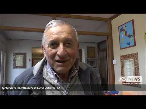 12/12/2019 | IL PRESEPE DI LUIGI LUCCHETTA...