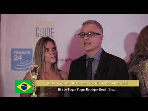Regional Winner 2016 - Best Luxury Beach Hotel - Ilha de Toque Toque Boutique Hotel