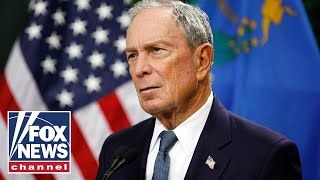 Bongino slams Bloomberg for apologizing for 'stop-and-frisk' policy