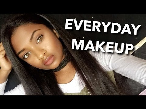 ♡ EVERYDAY MAKEUP ROUTINE