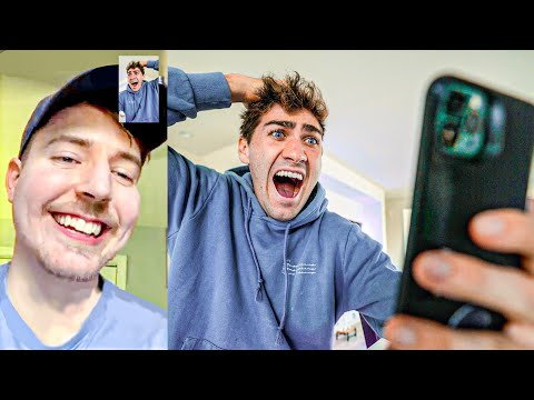 MrBeast Called... (Here's What Happened) - Episode 4